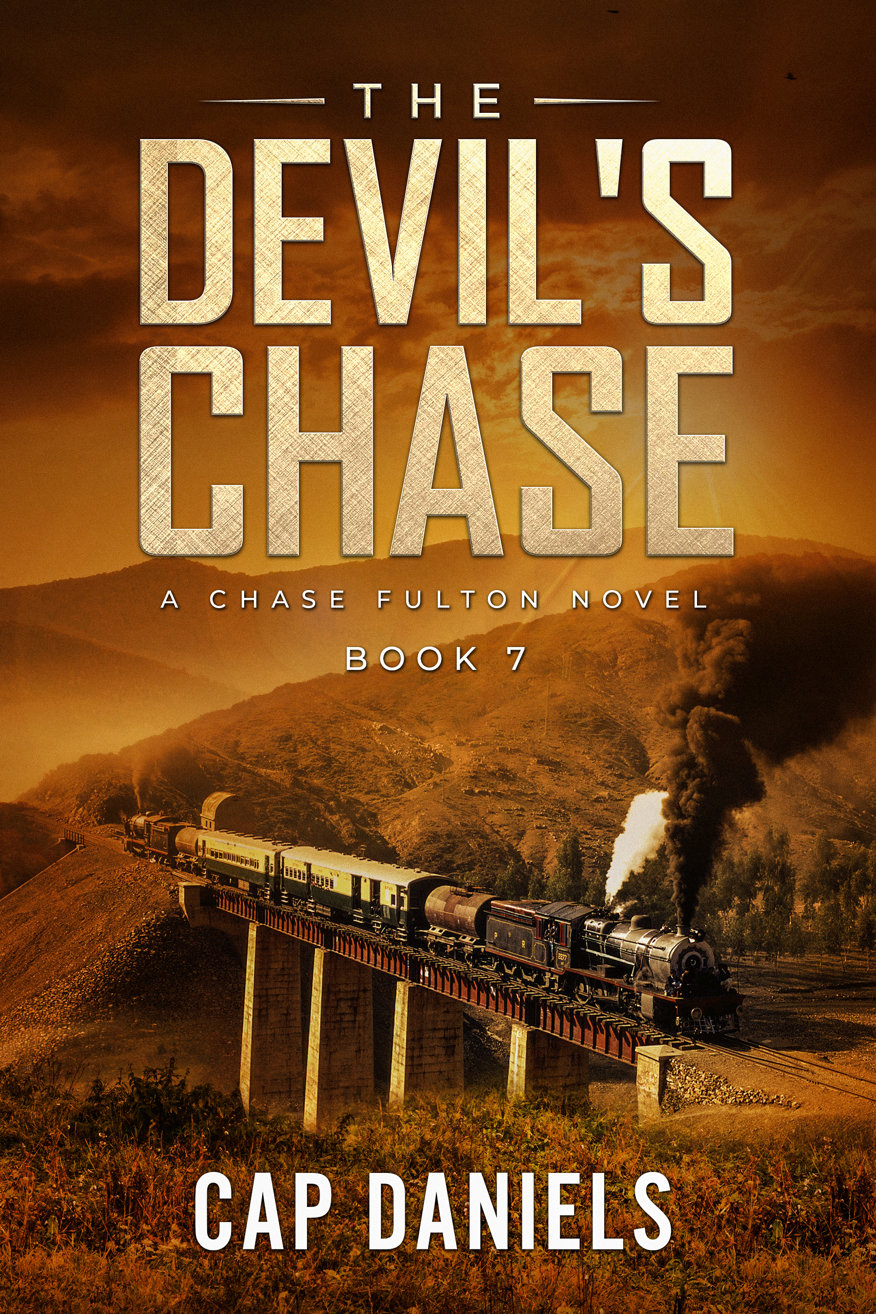 the devil's chase, chase fulton novels