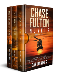 Chase Fulton Boxed Set Books 1-3